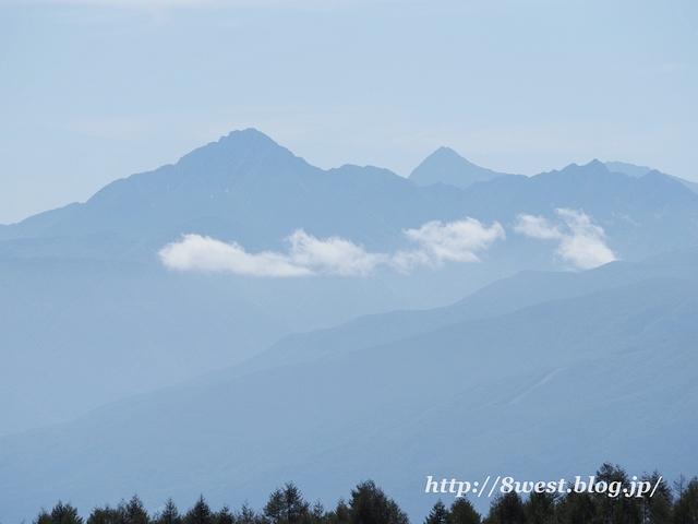 甲斐駒北岳