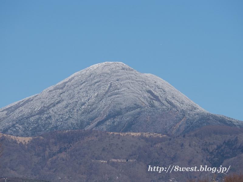 蓼科山1237