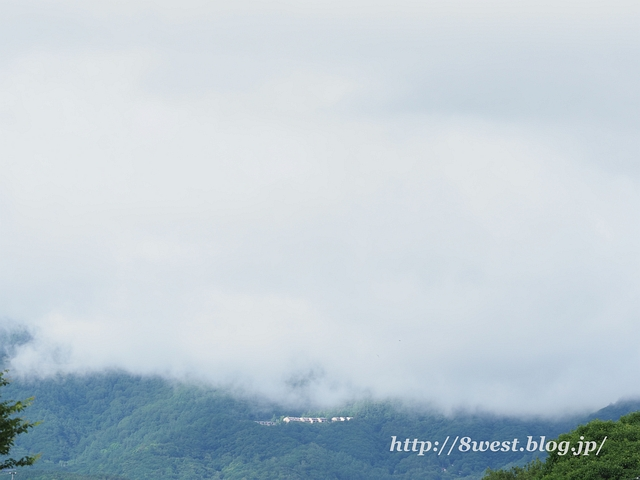 蓼科山1609