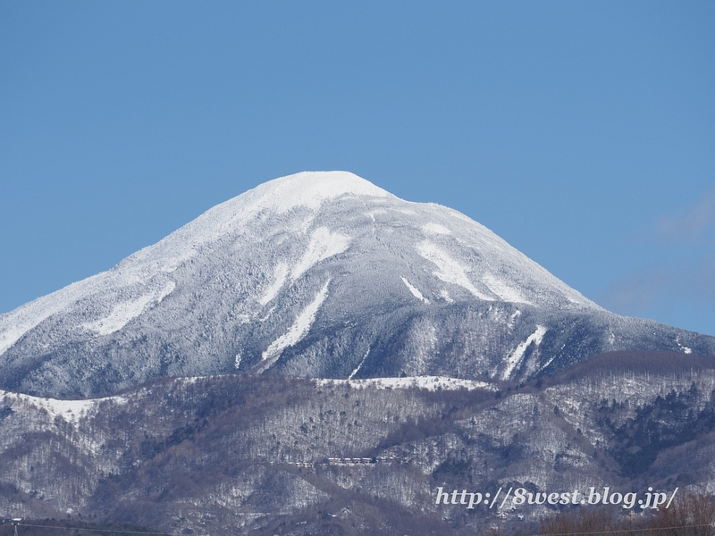 蓼科山1125