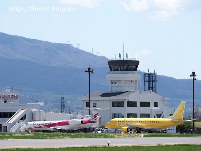 松本空港3