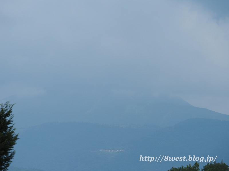 蓼科山1308