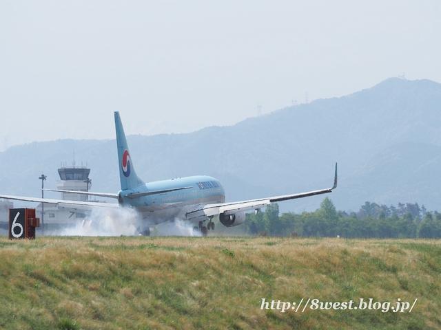 大韓航空9