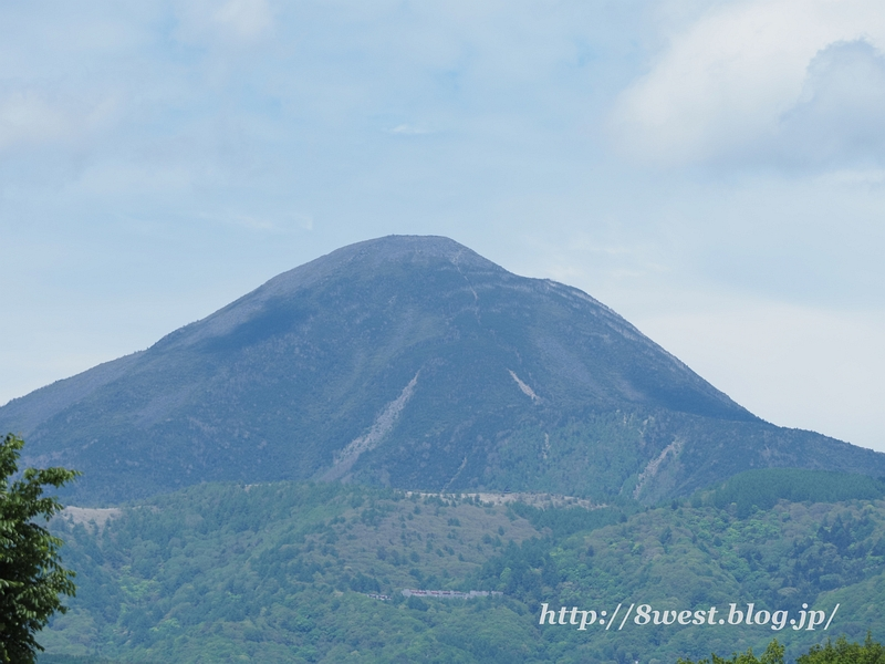 蓼科山1305