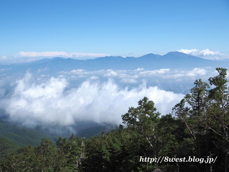 浅間連山1