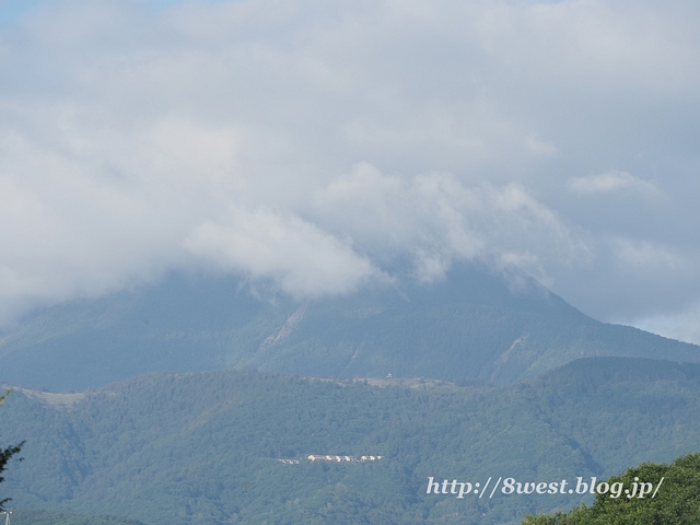 蓼科山1631