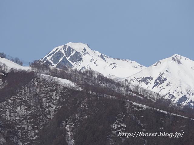 五竜岳・白岳