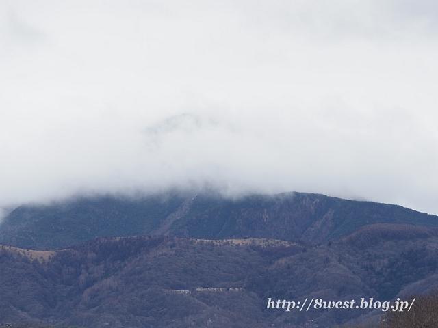 蓼科山1426