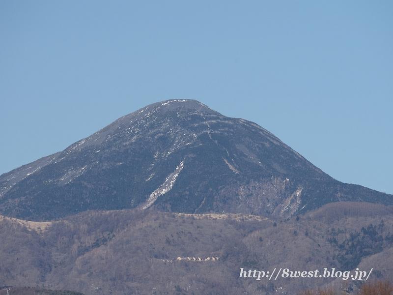蓼科山1541