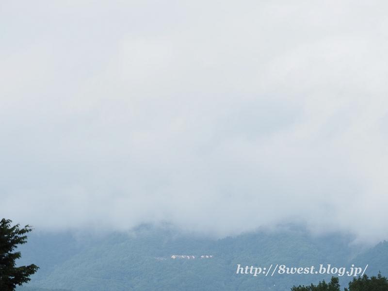 蓼科山1530