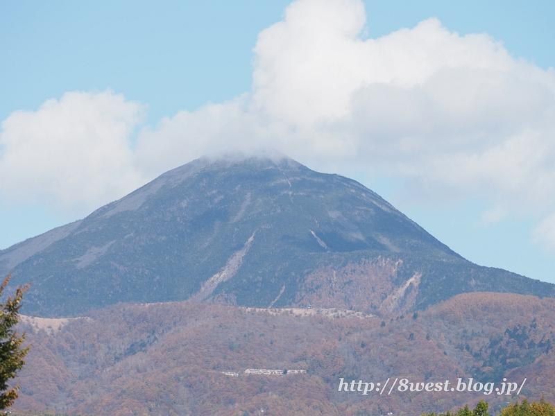 蓼科山1316