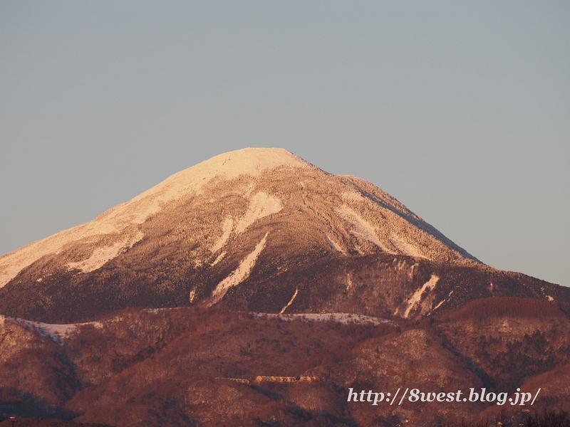 蓼科山1702