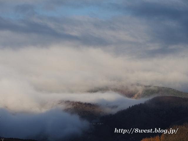 蓼科山1554