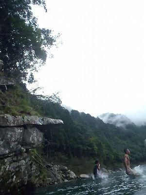 熊野川家族カヌーキャンプ 167