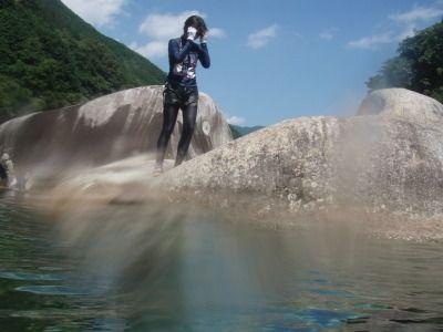 銚子川③ 109