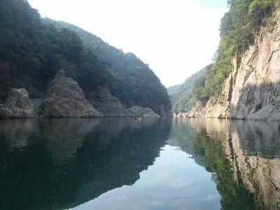 熊野川カヌー 108