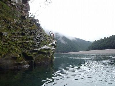 熊野川家族カヌーキャンプ 154