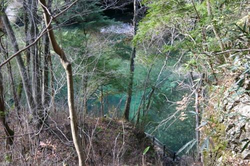 御手洗峡・洞川 058