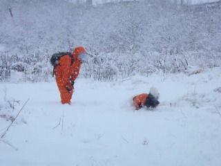 雪のさくら坂 057