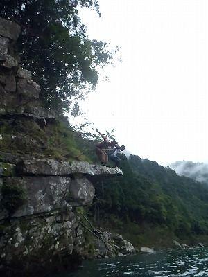 熊野川家族カヌーキャンプ 162
