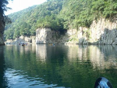 熊野川カヌー 124