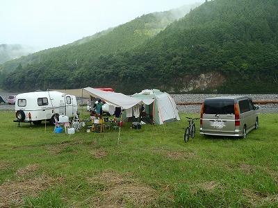 熊野川家族カヌーキャンプ 052