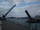 跳ね橋「Blue Wing」