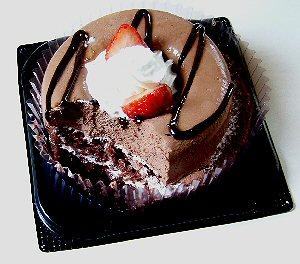 ケーキの中身は