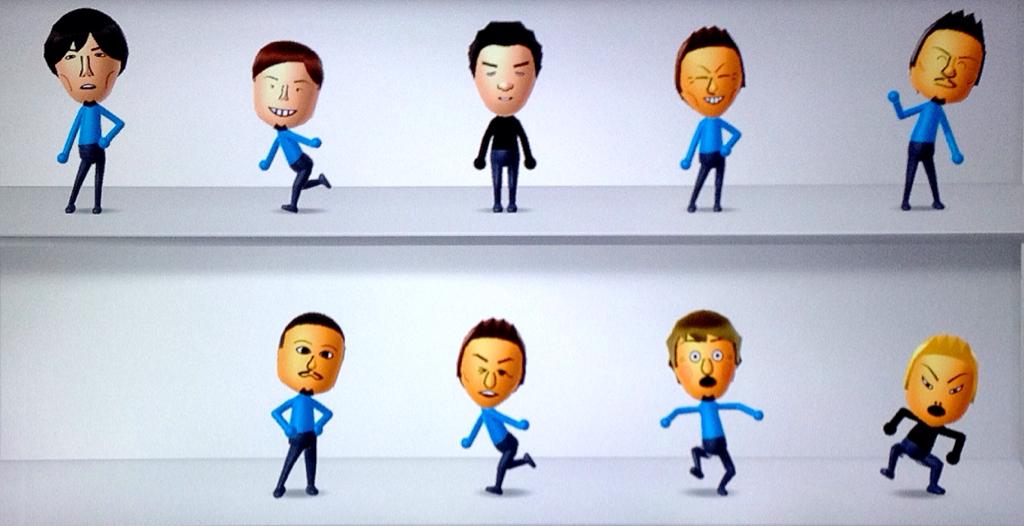 *WiiUのMiiでJ*  WiiUのMiiでサガン鳥栖 2014コメント