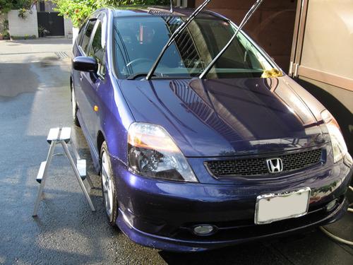 ストリーム洗車完了.JPG