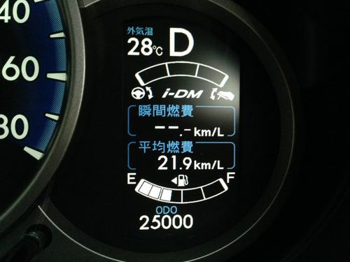 二万五千キロ