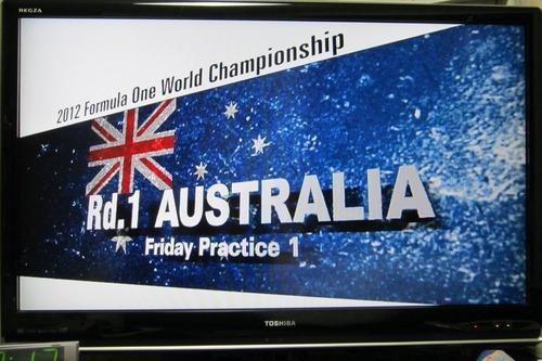 F1オーストラリアGP