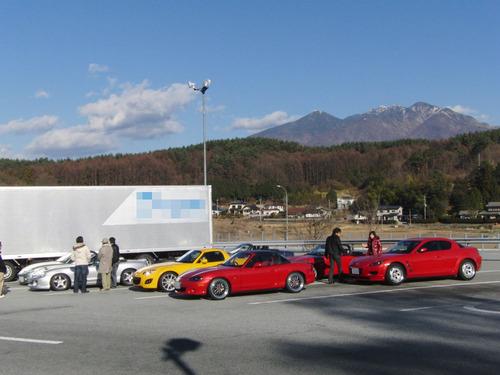 八ヶ岳PA