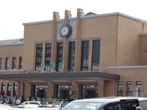 08小樽駅