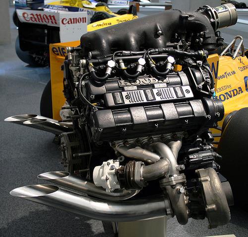 Honda_RA168E