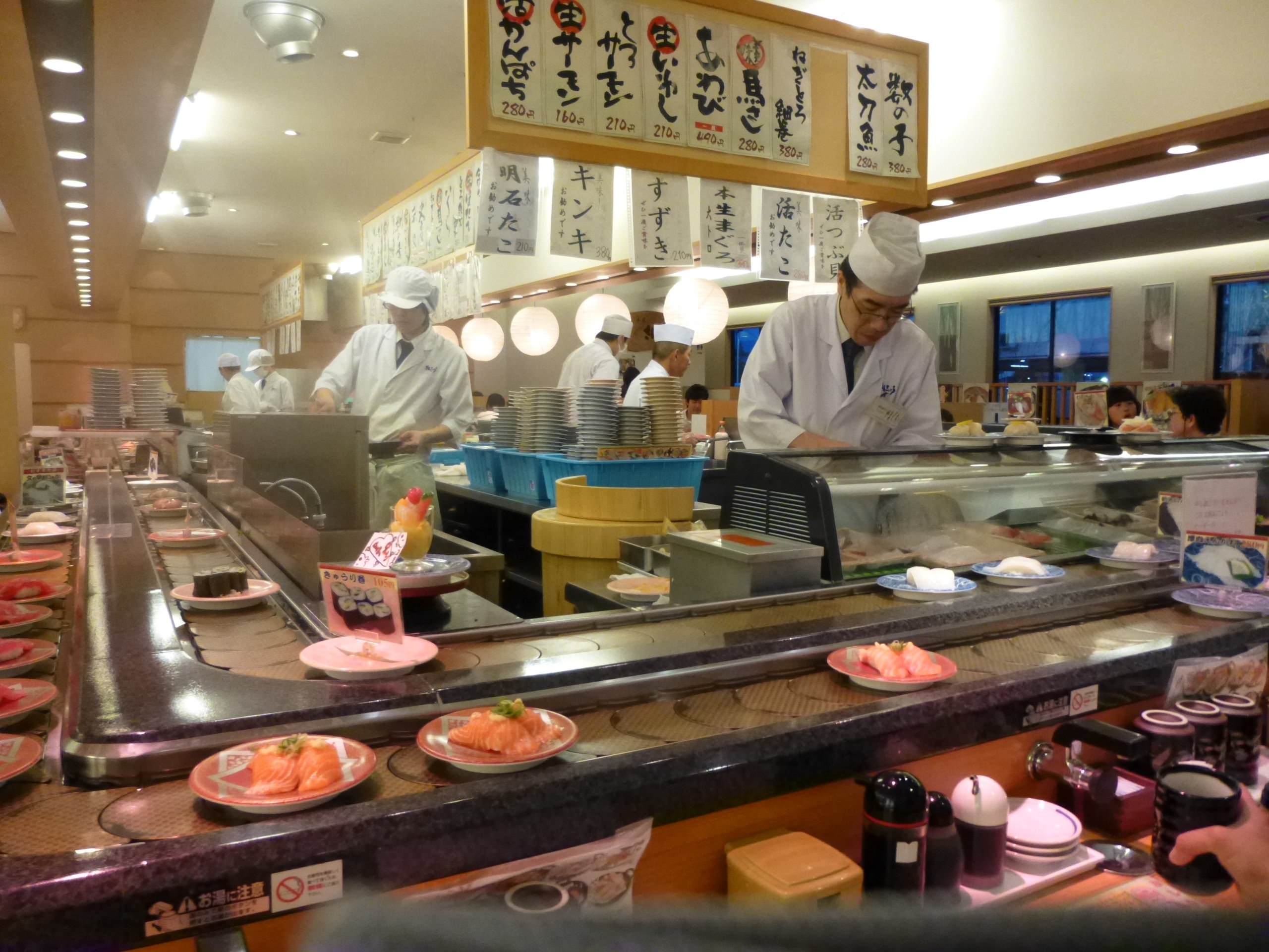NABEGONの金魚のあぶく回転寿司 さんきゅう 柏木店コメントトラックバック