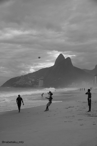 Ipanema and Football