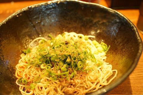 広島式汁なし担々麺 浜松町「キング軒」(東京)