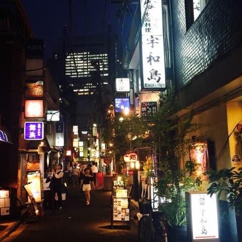 都内で旅行気分 新橋「宇和島」で瀬戸内の魚をワシワシ食べた