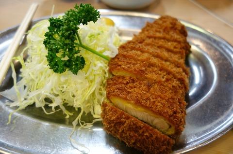 丸八とんかつ 本店(大井町)