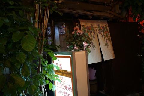 沖縄食べ歩き 那覇市内のディープ居酒屋「山羊料理さかえ」