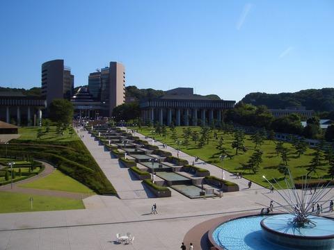 日本工学院たしかなんかの大学と共用だった気がする