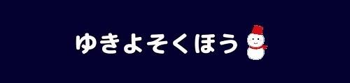 雪夜速報( ゚Д゚ )TWINEWS!