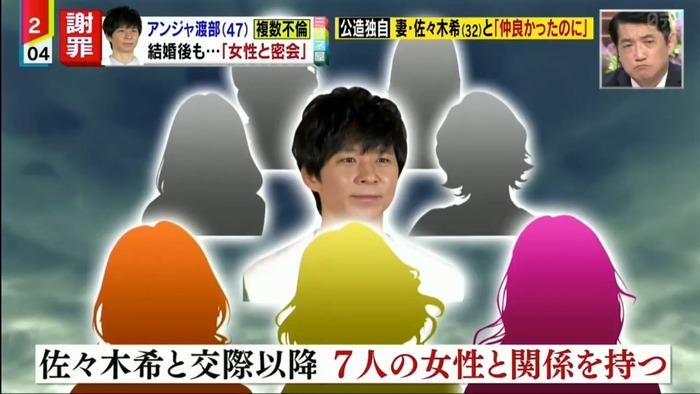 【悲報】アンジャ渡部さん、ガチでヤバイ(※画像あり)