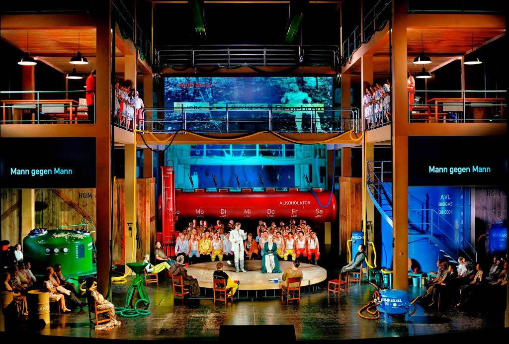 NadegataPapaのクラシック音楽試聴記 : ワーグナー「タンホイザー」コーバー指揮バイロイト祝祭歌劇場2014
