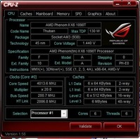 Phenom II X6 1090T Black Edition