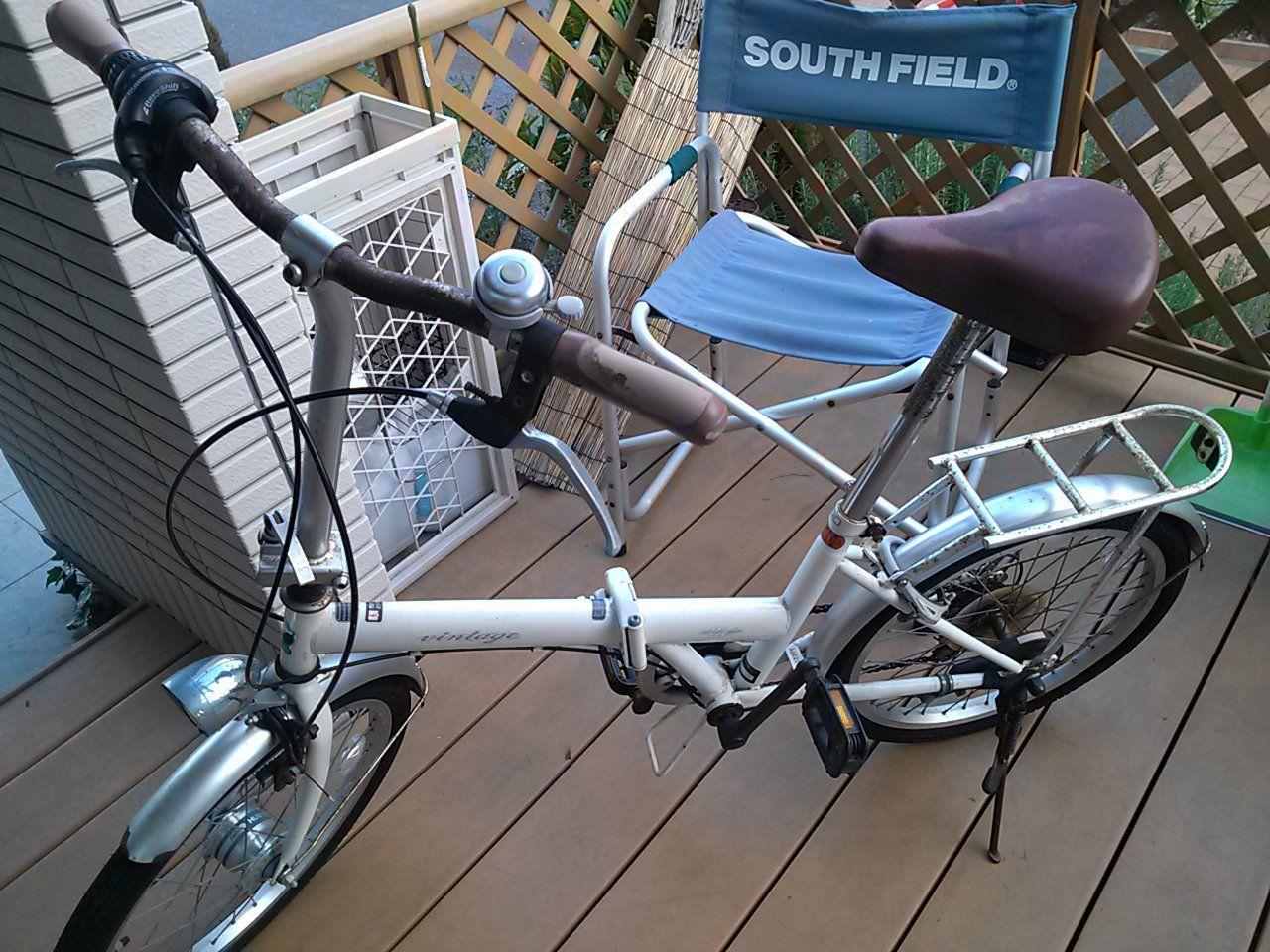 自転車の 自転車 ハンドル グリップ 汚れ : 最近は朝がつらくて・・・(笑 ...