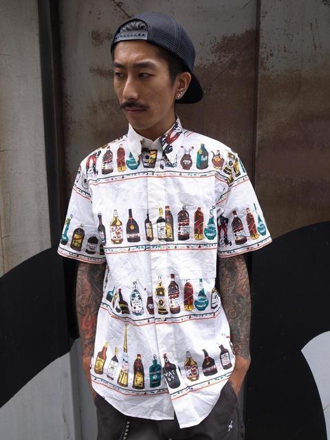 柄シャツ!!