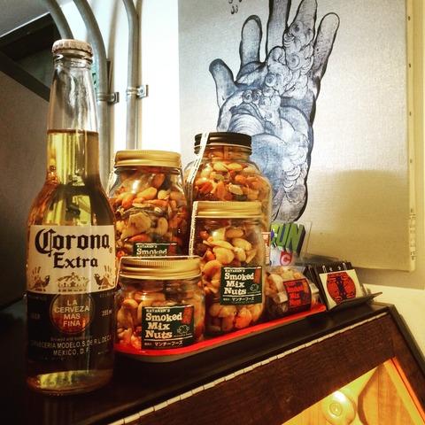 BEER & MIX NUTS