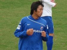 横浜時代の梅井選手